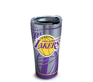 Los Angeles Lakers Paint 20 Oz Tumbler