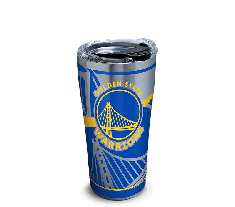Golden State Warriors Paint 20 Oz Tumbler