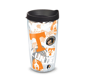Tennessee Volunteers All Over 16 Oz Tumbler