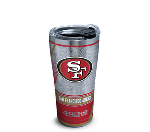 San Francisco 49ers Edge 20 Oz Tumbler