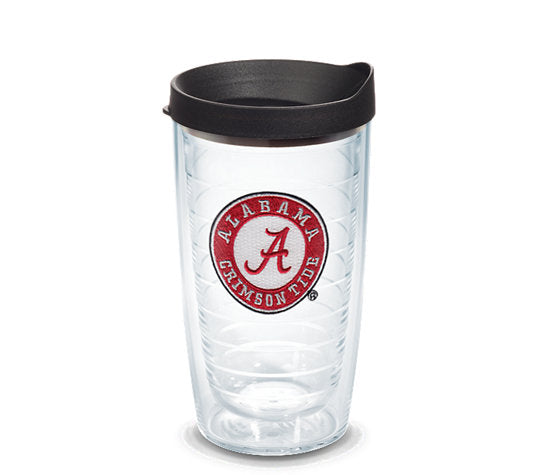 Alabama Crimson Tide Emblem 16 Oz Tumbler