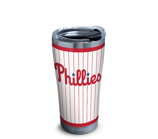 MLB Philadelphia Phillies Pinstripes SS.SS1.DPT 20oz. Tervis