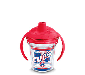 Chicago Cubs Born A Fan Sip 6 Oz Sippy Cup