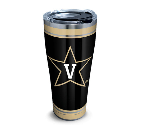 Vanderbilt Commodores Campus 30 Oz Tumbler