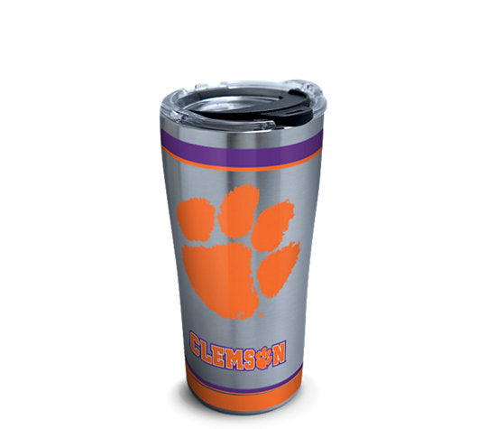 Clemson Tigers Tradition 20 Oz Tumbler