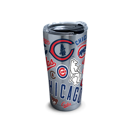 Chicago Cubs All Over 20 Oz Tumbler
