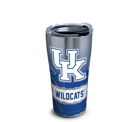 Kentucky Wildcats Knockout 20 Oz Tumbler