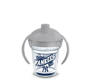 New York Yankees Born A Fan Sip 6 Oz Sippy Cup