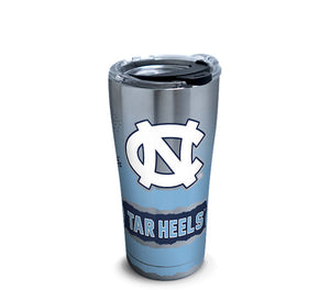 North Carolina Tar Heels Knockout 20 Oz Tumbler