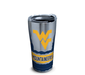 West Virginia Mountaineers Knockout 30 Oz Tumbler