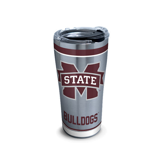 Mississippi State Bulldogs Tradition 20 Oz Tumbler