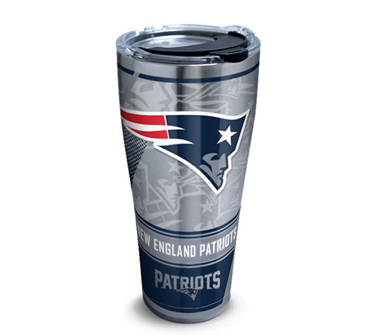 New England Patriots Edge 30 Oz Tumbler