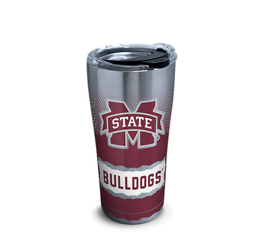 Mississippi State Bulldogs Knockout 20 Oz Tumbler