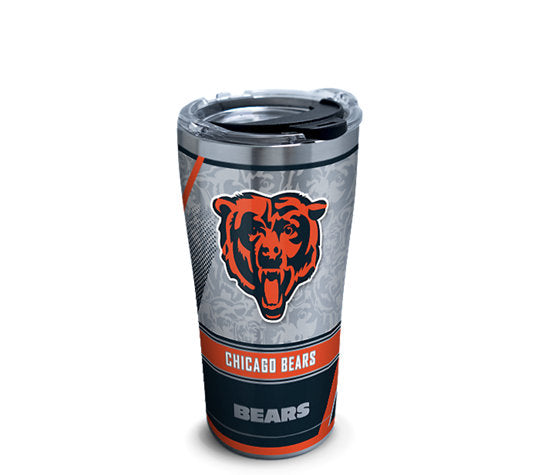 Chicago Bears Edge 20 Oz Tumbler