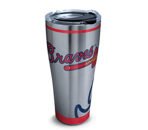 Atlanta Braves Genuine 30 Oz Tumbler