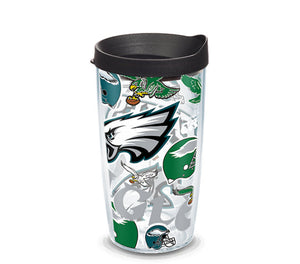 Philadelphia Eagles All Over 16 Oz Tumbler