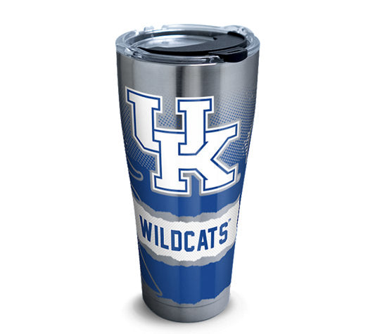 Kentucky Wildcats Knockout 30 Oz Tumbler
