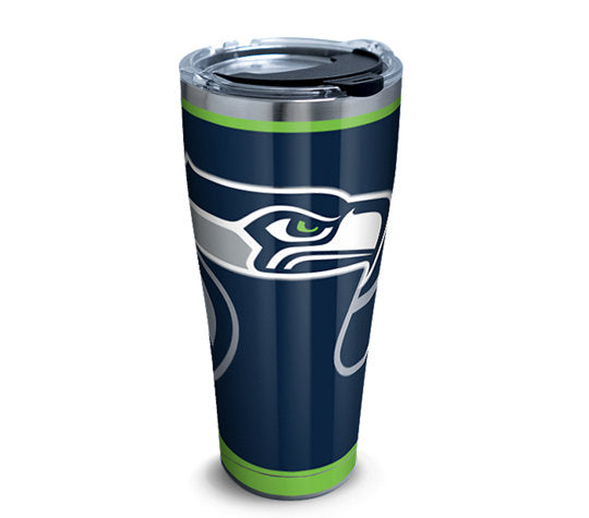 Seattle Seahawks Rush 30 Oz Tumbler