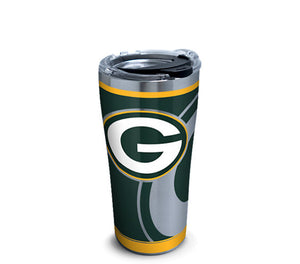 Green Bay Packers Rush 20 Oz Tumbler
