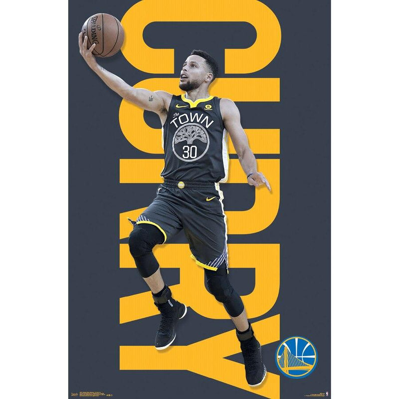 Klay Thompson Golden State Warriors 40 Count Poster