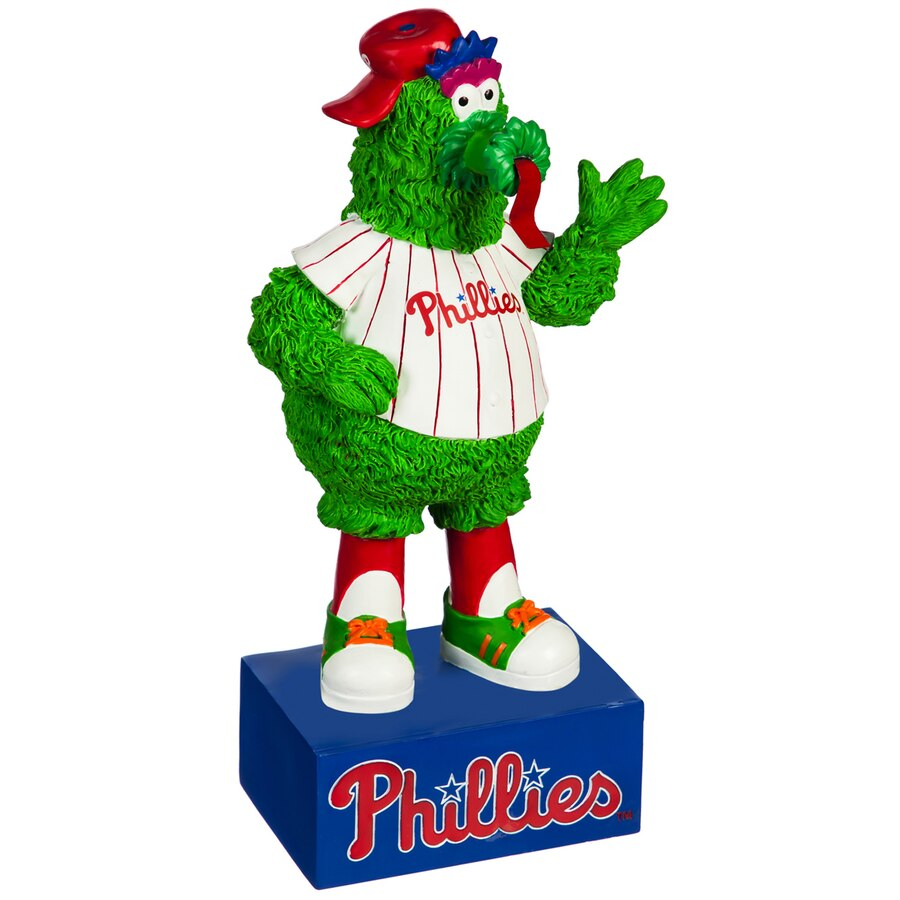 Evergreen Philadelphia Phillies Mascot Statue