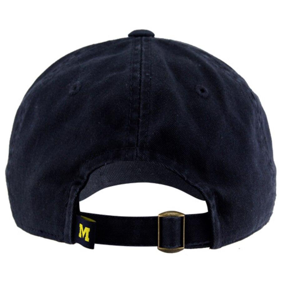 Michigan Wolverines Crew Adjustable Hat - Navy Blue