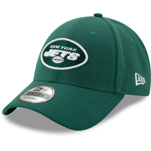 New York Jets NFL The League 9FORTY Adjustable Hat - Green