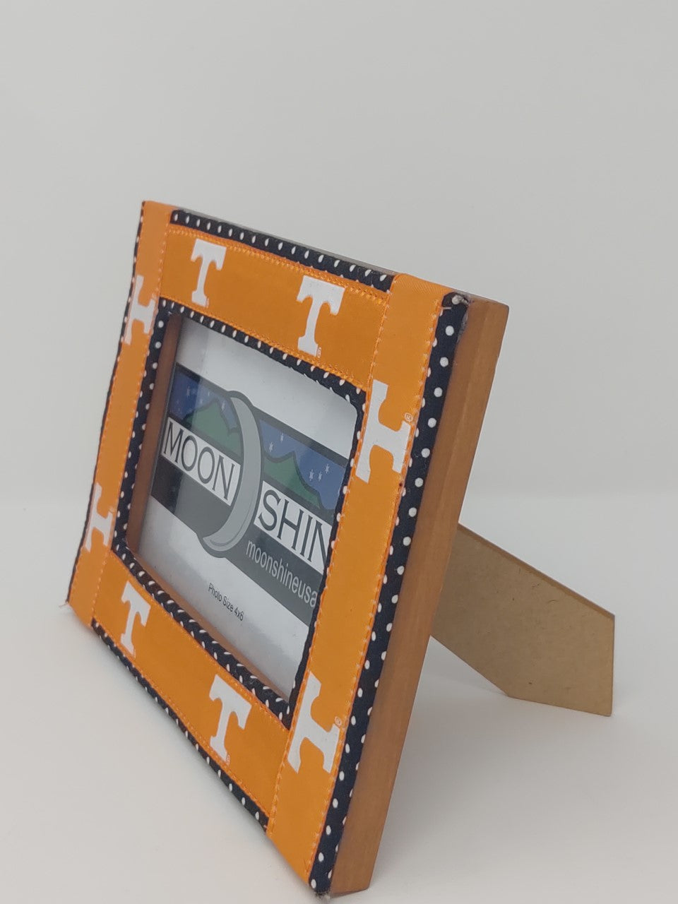 Tennessee Volunteers Wood 4x6 Picture Frame