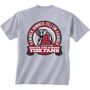 Alabama Roll Tide ALA Equal GST ADSS Shirt