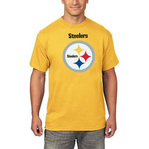 Pittsburgh Steelers (Yellow) Critical Victory T-shirt