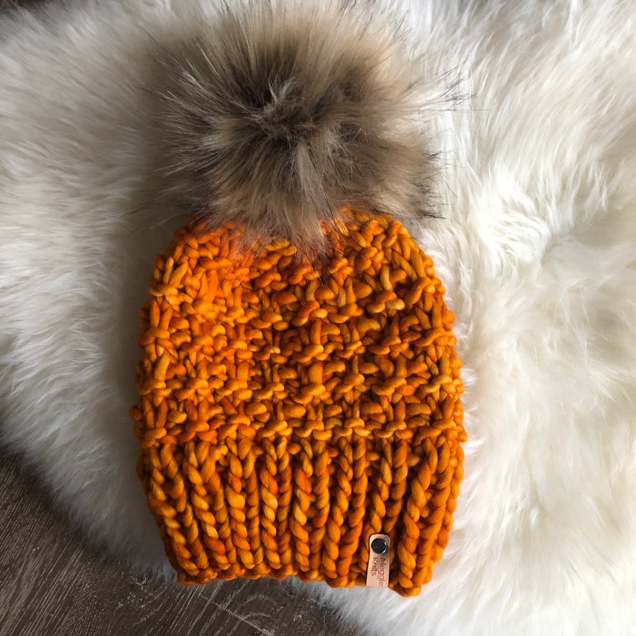 Ready to Ship Shaughnessy Hat in Sunset