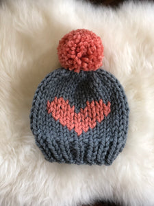 Little Ones Big Heart hat