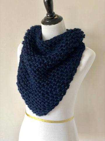 Made to Order Triangle Cowl Scarf