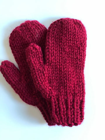 Made to Order Adult Mittens
