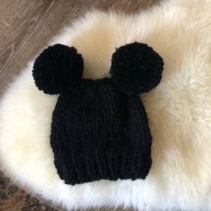 Custom Kids Double Pom