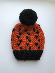 Little Ones Stepping in Spooky Beanie