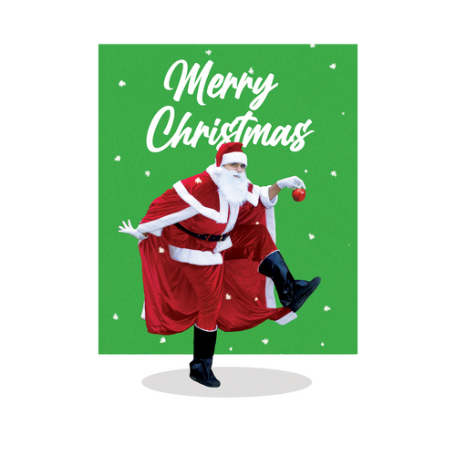 Audio Christmas Card