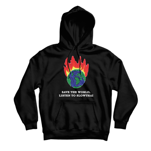 Save The World Hoodie