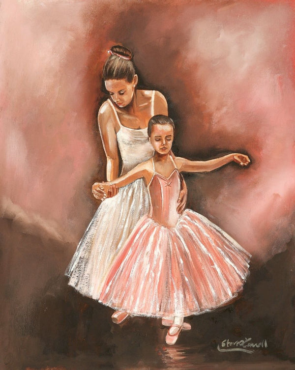 Adult Ballerina Dance Art
