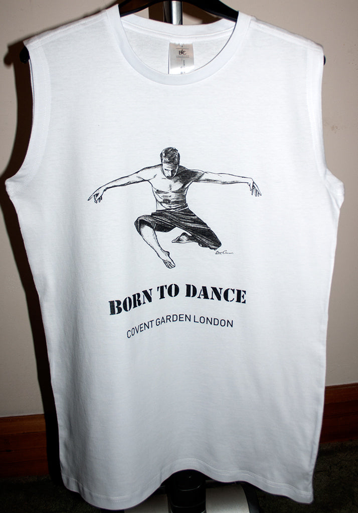 "Boys Dance 2 ""Marcus"" Sleeveless T-shirt"