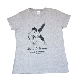 Sasha Light Grey T-Shirt