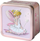 Princess Embossed Tin