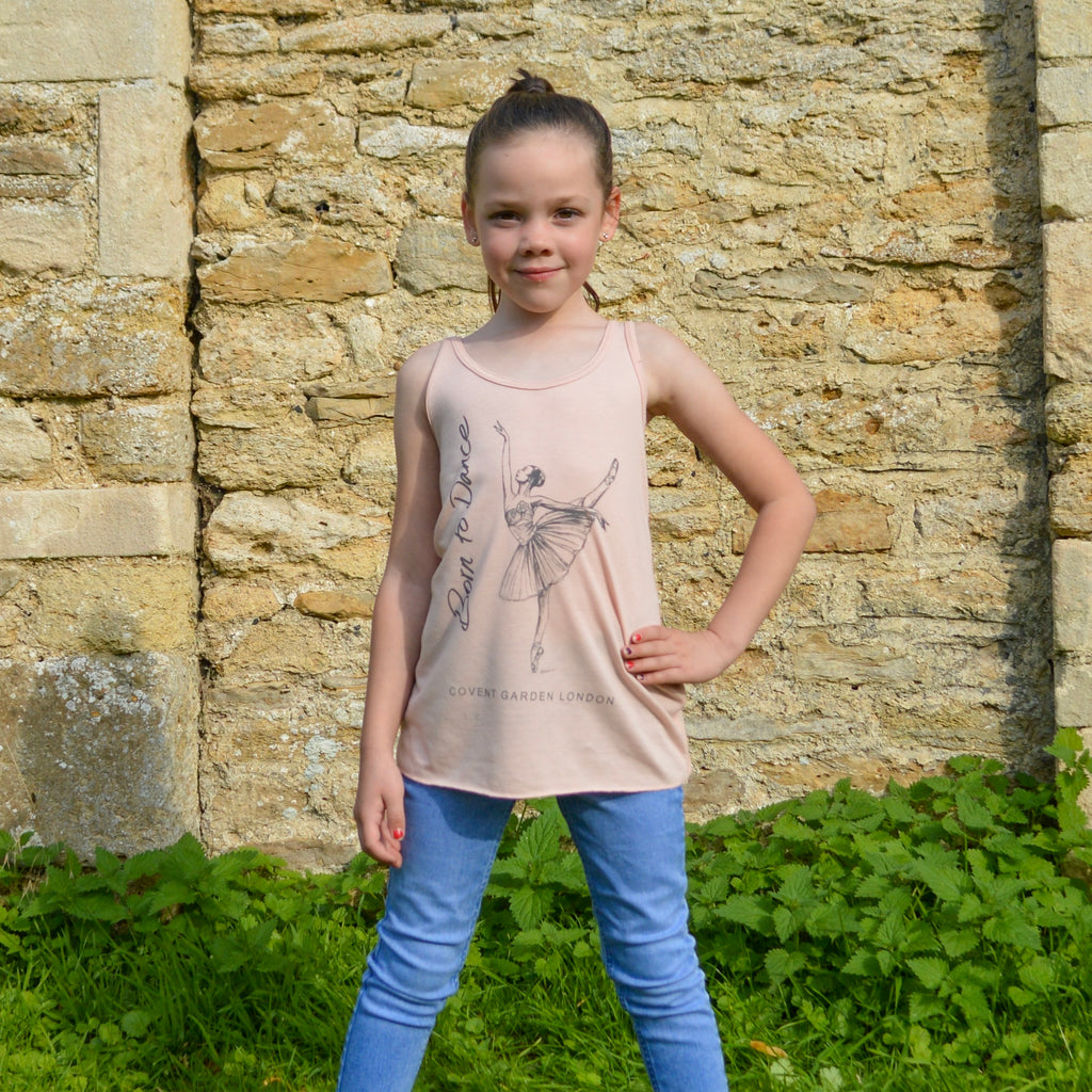 "Children's ""Maria"" - Floaty Vest Top"