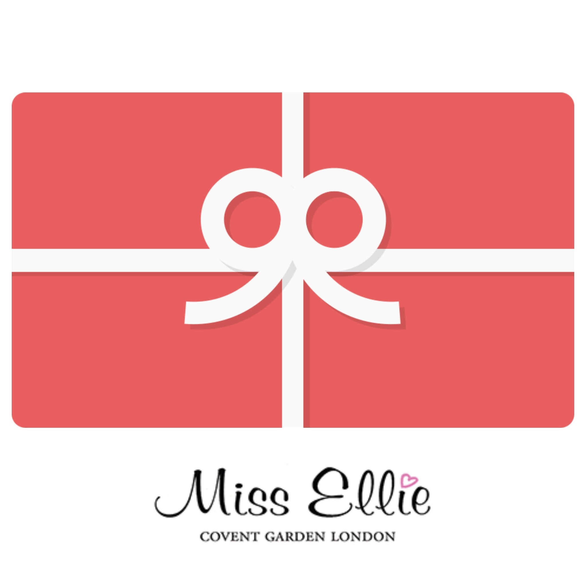 Miss Ellie Dancewear £10.00 Gift Card