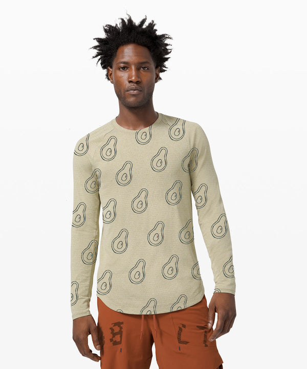 Avocado Drysense Long Sleeve