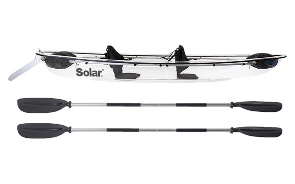 Solar Clear Kayak