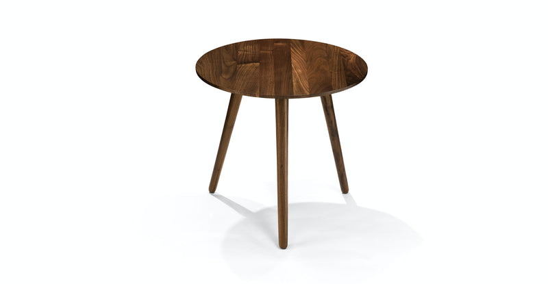 Pick Wild Walnut End Table