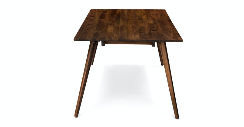 Soriel Walnut Dining Table For 6