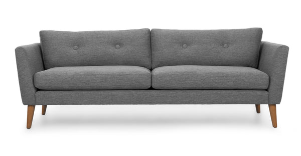 Strive Gravel Gray Sofa