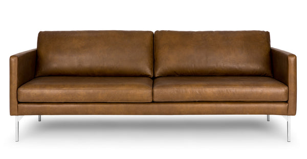 Resound Oxford Tan Sofa